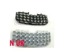 External Keypad Qwerty Buttons Black For Blackberry Curve 3G 9300