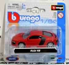 AUDI R8 1:64 (7,5 cm) Model Toy Car Diecast Models Die Cast
