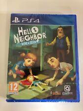 Hello Neighbor Hide & Seek (PS4) UK PAL New Playstation 4 Game Hello Neighbour