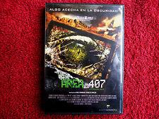 AREA 407 - DVD de alquiler
