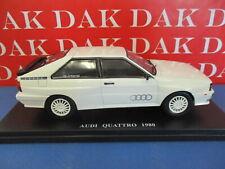 Die cast 1/24 Modellino Auto Audi Quattro 1980