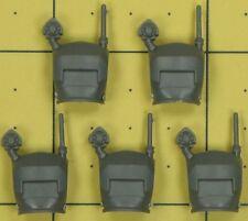 Warhammer 40K Astra Militarum Tempestus Scions Torso Backs
