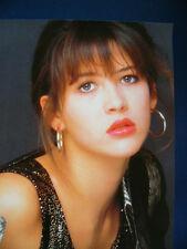 1989 Sophie Marceau Japan VINTAGR calendar POSTER VERY RARE