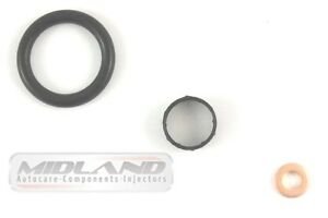 Peugeot 1007 107 206 307 1.4 HDi Injector Seal Kit For Siemens 9652763280