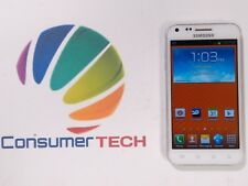 Samsung Galaxy S II SPH-D710 16GB White (Sprint) Fair Condition Good IMEI 28420