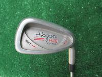 Golf Hogan H40 Oversize Pitching Wedge Stiff Steel Shaft Worn Winn Grip