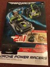 Air Hogs Radio Controlled Drone Power Racers.. Brand New ......