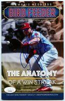 Yankees Luke Voit Signed Autograph Minor League Program Super Rare - JSA COA