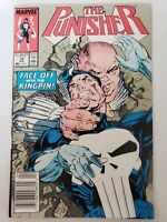 THE PUNISHER #18-25 (1989) MARVEL COMICS FULL RUN OF 8 ISSUES! 1ST SHADOWMASTERS