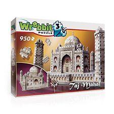 Wrebbit W3D-2001 - Puzzle 3D Taj Mahal, 950 Pezzi (E1d)