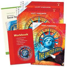 5th Grade Scott Foresman Social Studies Homeschool Curriculum 5 Homeschooling
