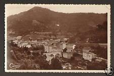 ST-SAUVEUR-de-MONTAIGUT (07) PONT, VILLAS & TOUR en1935