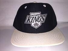 Vtg Los Angeles Kings Snapback hat cap rare NHL HOCKEY NWA ICE CUBE EAZY E DRE