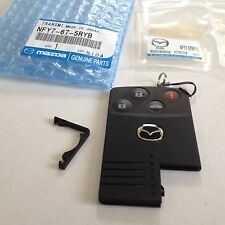NEW OEM Mazda MX 5 Miata RX 8 Keyless Entry Transmitter NFY7 67