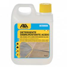 FILA DETERDEK - Detergente disincrostante acido