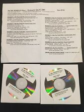 The Dr. Demento Show #07-01 Jan. 6-7 2007 Rare 2 cd Radio Show