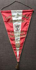 WIMPEL BASKETBALL LÄNDERSPIEL ADH STUDENTEN ÖSTERREICH - DEUTSCHLAND WIEN 1959