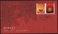 Canada new issue on FDC - Diwali