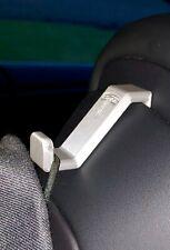 Tesla Model S Model X Premium Seats Hook Coat Hanger 2 PCS