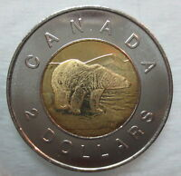 1997 CANADA TOONIE BRILLIANT UNCIRCULATED TWO DOLLAR COIN
