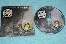 City Maxi-CD Tamara - 2-track CD - für Tamara Danz von Silly - ostrock amiga