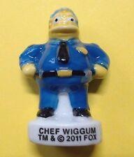 1 FEVE BRILLANTE > HORS SERIE LES SIMPSON > CHEF WIGGUM    2011
