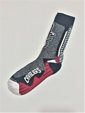 797d603ed767 CLEVELAND CAVALIERS NBA JOLT LINES PATTERN JERSEY CREW LENGTH SOCKS