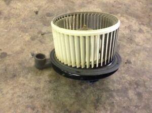 Super Duty Blower Motor Fan Fits 00 01 02 03 04 05 06 07 FORD F250 F350