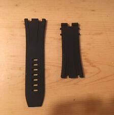 AP AUDEMARS PIGUET GOMMA Bracciale rubber bracelet 30mm NUOVO Royal Oak Offshore