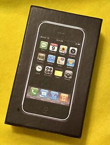 Apple iPhone 2G 1st Generation 8GB A1203 - iOS 1.X MA712LL/A -mUNLOCKED Grade A