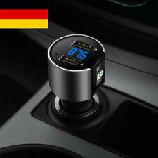 Bluetooth FM Transmitter Auto MP3 Player USB Stick KFZ SD AUX Freisprechanlage