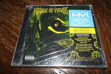 """CRADLE OF FILTH """"HARDER , DARKER , FASTER , THOMOGRAPHY"""" DELUXE EDITION 2 DISC"""