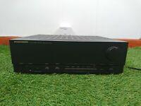 Marantz Audio Video Master Amplifier PM493 Black With Remote Control Cables