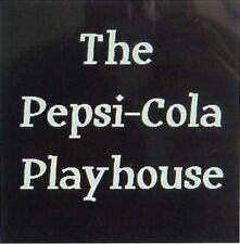 RARE DVD SET = PEPSI COLA PLAYHOUSE (1955 drama) w/case  (NOT FROM TV RERUNS)