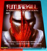 FUTUREKILL / FUTURE KILL Asesinos del futuro - English Español DVD R ALL Precint