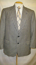 Burberry Hip Length Wool Blazers for Men