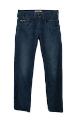 Vintage Levi's 503 Loose Ripped Faded Unisex Jeans Classic W31 L34 Blue - J3540