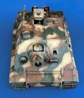 Verlinden 120mm (1/15) Sturmtiger German Heavy Assault Mortar WWII [w/PE] 1021