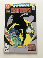 Batman Annual #11 (Apr 1987, DC) Penguin Vintage Comics