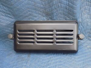 Air Cleaner Intake Box Housing Cover w/ Bolts OEM 1985 TPI C4 Corvette