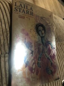 THE MANY DEATHS OF LAILA STARR #1 (OF 5) MACK FOIL VARIANT NM