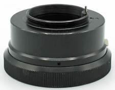 Pentacon seis 6 P6//Kiev 60 Lente Sony E-Mount NEX Alpha Anillo Adaptador
