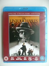 The Untouchables (Blu-ray, 2008) Brian De Palma, Special Collector's Edition