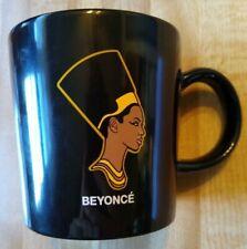 Official 2019 shop.beyonce.com Nefertiti Coffee Mug, Used only on Display
