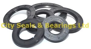 METRIC OIL SEAL (CHOOSE YOUR SIZE) 8MM to 20MM INTERNAL DIAMETER ALL IN STOCK
