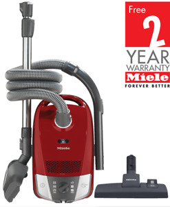 Miele Compact C2 Cat and Dog Powerline Cylinder Vacuum Cleaner 890W SDBF4