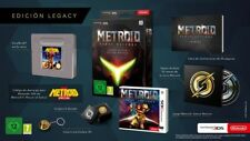 Metroid Samus Returns Legacy Edition Limited Collector's PAL ITA NUOVA!!! 3DS