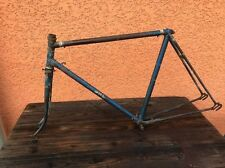 PFOHL GRENOBLE ancien cadre+fourche velo/antique frame bike/bicci /Fahrrad/OLD