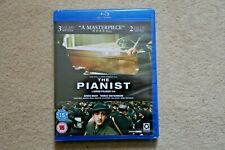 BLU-RAY   THE PIANIST  BRAND NEW SEALED UK STOCK