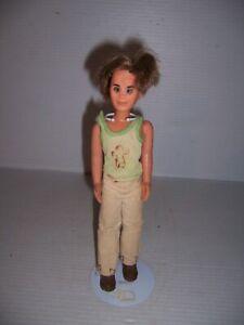 """Vintage 1973 Mattel Sunshine Family Steve 9""""  Doll Toy"""
